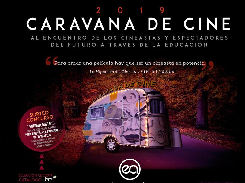 CARAVANA DE CINE