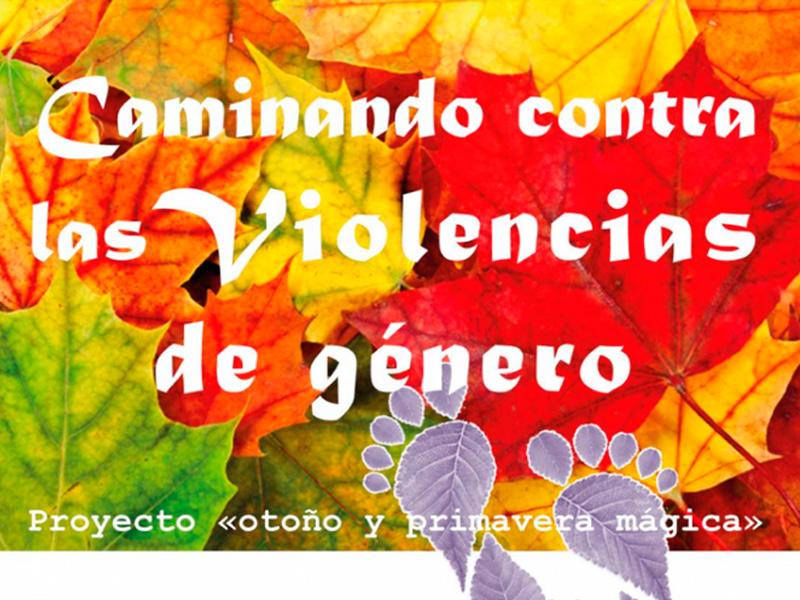 SENDERISMO NOCTURNO. Caminando contra las violencias de género